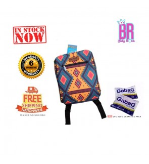 READY STOCK GABAG SONGKET BACKPACK SERIES FREE 2 GABAG ICE PACK