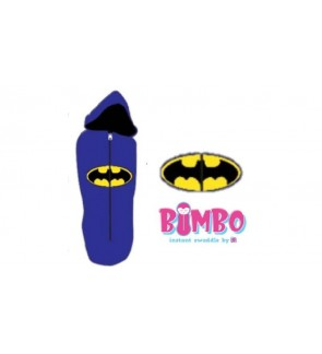 [ BIMBO ] INSTANT SWADDLE (BEDUNG) - BATMAN