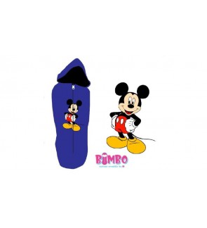 [ BIMBO ] INSTANT SWADDLE (BEDUNG) - MICKEY MOUSE