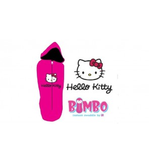 [ BIMBO ] INSTANT SWADDLE (BEDUNG) - HELLO KITTY