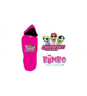 [ BIMBO ] INSTANT SWADDLE (BEDUNG) - THE POWER PUFF GIRLS