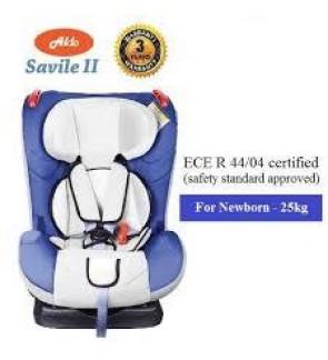 [ ALDO ] SAVILE 2 - CONVERTIBLE CAR SEAT ( 0 - 25 KG)