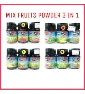 [ IBU ANIS ] 3 IN 1 FRUIT SET D