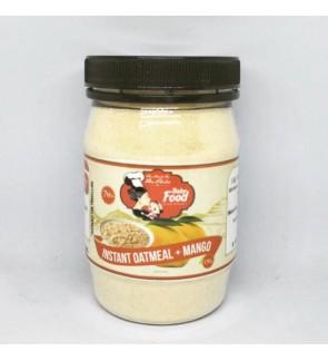 [ IBU ANIS ] Instant Oatmeal + Mango