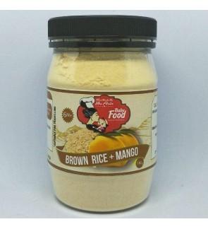 [ IBU ANIS ] Instant Brown Rice + Banana