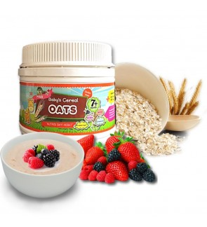 NBH HOMEMADE BABY FOOD - OAT CEREAL