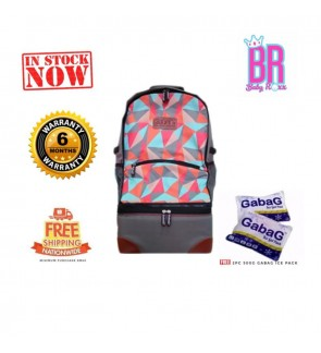 READY STOCK GABAG BIMA BACKPACK SERIES FREE 2 GABAG ICE PACK