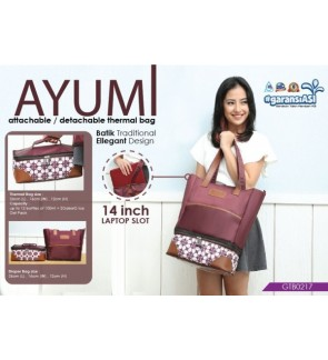 READY STOCK GABAG AYUMI EXECUTIVE SERIES FREE 2 GABAG ICE PACK