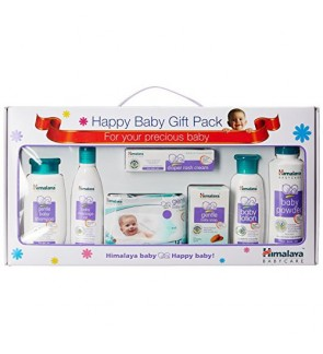 Himalaya Happy Baby Gift Pack - 7 in 1
