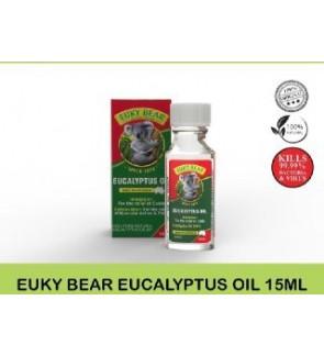 EUKY BEAR EUCALYPTUS OIL 15ML