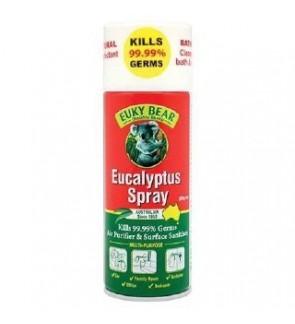 Euky Bear Eucalyptus Spray 200g (KILLS GERMS 99.99%)