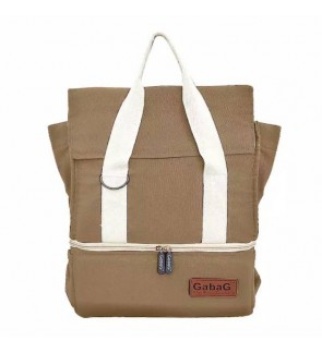 GABAG CARAMEL COOLER BAG - DOUBLE SLING SERIES