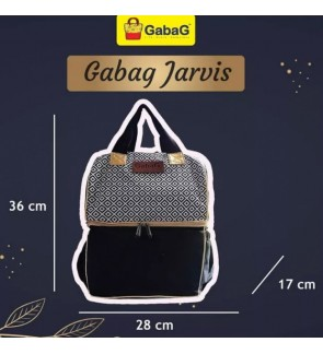 GABAG JARVIS COOLER BAG - BACKPACK SERIES