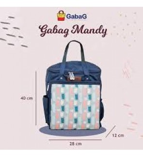 GABAG MANDY COOLER BAG - BACKPACK SERIES