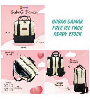 GABAG DAMAR COOLER BAG - BACKPACK SERIES