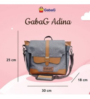 GABAG ADINA COOLER BAG - BACKPACK SERIES