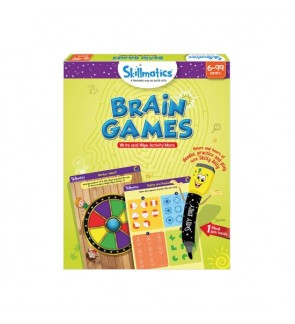 SKILLMATICS : KIDS GAMES | EDUCATIONAL AND FUN LEARNING GAMES - WRITE & WIPE ACTIVITY MATS