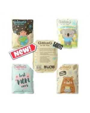 GABAG Ice Pack 200g & 500g | Ice Gel | Dry Ice Gel | Hot & Cold Usage