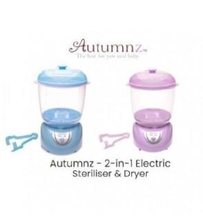 AUTUMNZ - 2-in-1 Electric Steriliser & Dryer