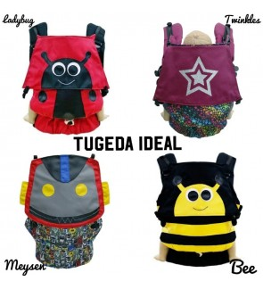 TUGEDA AIR / IDEAL Soft Structure Baby Carrier Ergonomic Carrier