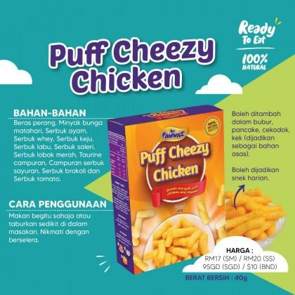 FAWWAZ Baby Food Makanan Bayi Instant Baby Porridge / Organic Noodles/ Savoury / Cookies