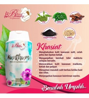 BLESSED BEAUTY - KUNTHUM / INTIMATE WASH