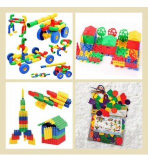 MOMMYHAPPY EDUCATIONAL TOYS | BUILDING BLOCKS