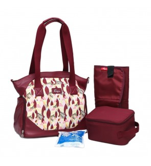 Allegra Sling Diaper  Autumn
