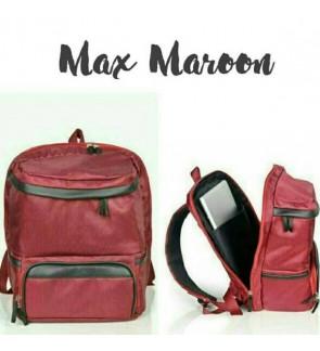 Natural Moms - Max Maroon