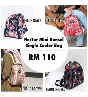 NerTur Mini -Fleur Black