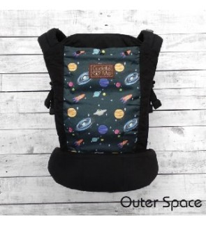 CUDDLE ME LITE : ERGONOMIC SSC BABY CARRIER - OUTER SPACE
