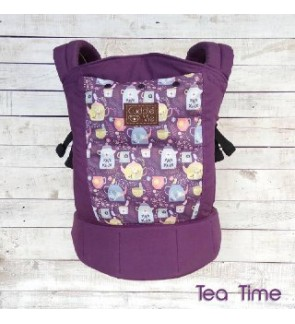 Cuddle Me - Ergonomic SSC Baby Carrier (Lite) -  Tea Time