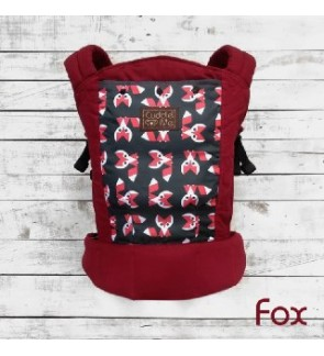 Cuddle Me - Ergonomic SSC Baby Carrier (Lite) - Fox