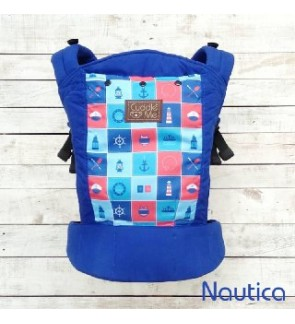 Cuddle Me - Ergonomic SSC Baby Carrier (Lite) - Nautica