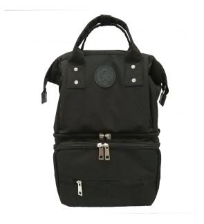 BabyGoInc Ollio Backpack -Black