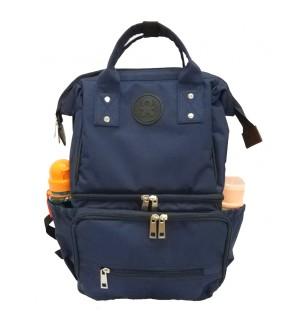 BabyGoInc Ollio Backpack -Navy