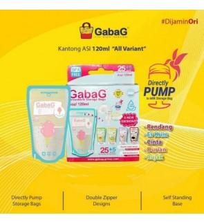 Gabag Storage Bag 4oz/120ml