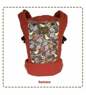 CUDDLE ME - ERGONOMIC SSC BABY CARRIER (LITE) -  Autumn