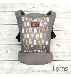 CUDDLE ME - ERGONOMIC SSC BABY CARRIER (LITE) - Ferns