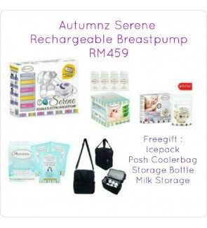 Autumn Serene Breastpump