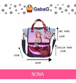 GABAG NONA | SLING SERIES | FREE 2 GABAG ICE PACK