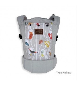 CUDDLE ME - ERGONOMIC SSC BABY CARRIER (LITE) - Tree Hollow