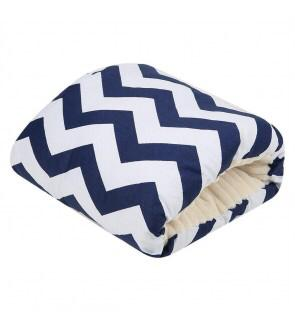 Arm Nursing Pillow - Black Chevron