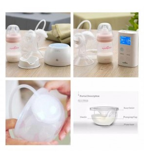 SPECTRA BREAST PUMP [ SPECTRA M1, SPECTRA S9+, HANDSFREE DOUBLE CUP HAND FREE CUP (25/28MM) ]