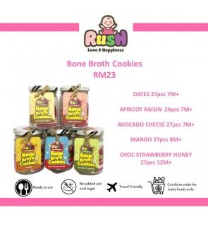 Bone Brooth Cookies Rush Babies