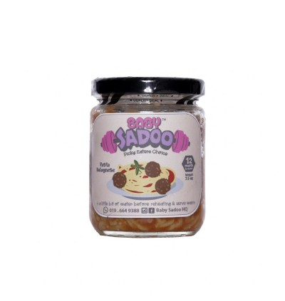 [ BABY SADOO ] Set C - Chunky And Gourmet