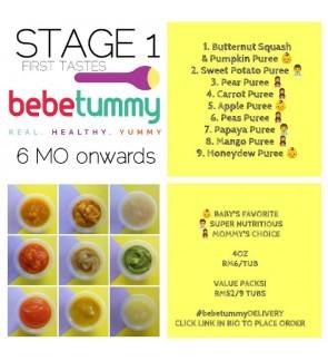 Bebetummy Stage 1 - (6month)