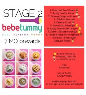 Bebetummy Stage 2 - (7month)