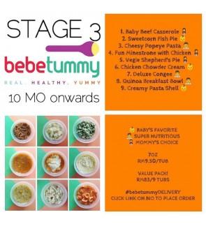 Bebetummy Stage 3 - (10month)