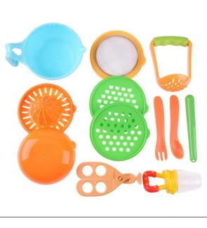 12 in 1 Baby Food Making Set .